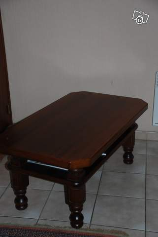 Table de salon rustique offre haut rhin 68000 colmar 40 for Table de salon rustique