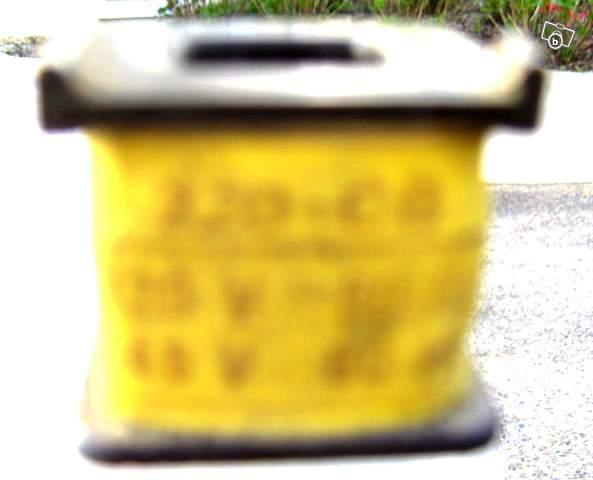 Bobine 220v telemecanique