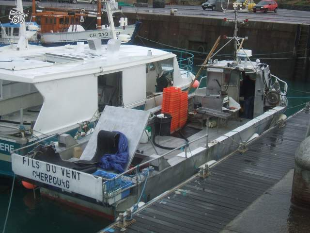 bateau de peche pme