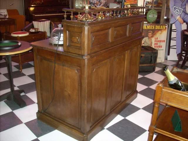 Comptoir chene fin 19e meuble de metier offre cher 18100 - Comptoir des indes meubles ...