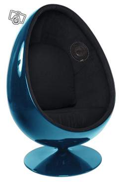 fauteuil oeuf mp3 enceintes int gr s bleu noir offre val de marne 94310 orly 890. Black Bedroom Furniture Sets. Home Design Ideas