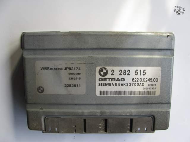 calculateur de boite automatique smg bmw e46 m3 offre bas rhin 67140 barr 150. Black Bedroom Furniture Sets. Home Design Ideas