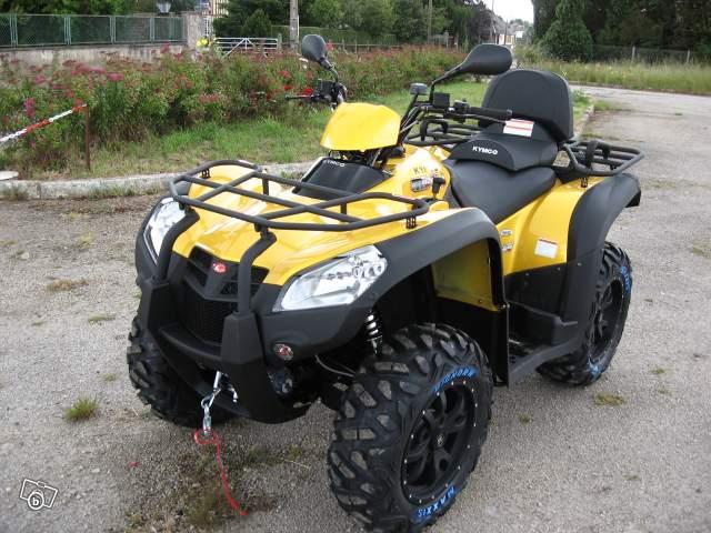 quad kymco 500 i dx