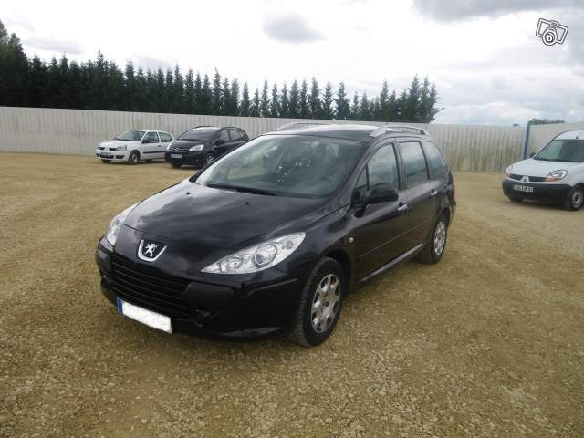 307 sw 1 6 hdi 90 cv 04  08 88000 kms 9200 euros offre