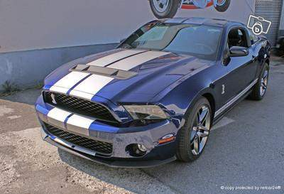 ford mustang shelby gt 500 neuve cg fran aise offre yonne 89000 auxerre 59900. Black Bedroom Furniture Sets. Home Design Ideas