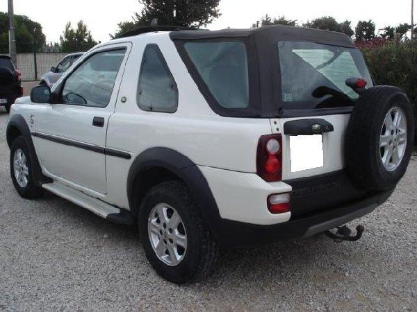 4x4 freelander td4 diesel offre franche comt 3000