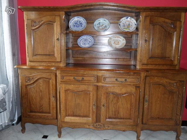 Salle manger style louis xv offre c te d 39 or 21210 750 for Salle a manger louis xv
