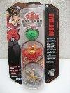 bakugan,bakutriad,gundalian invaders,set of 3,sega toys,manga,no yu gi oh,pokemo,jeux,jouet Photo