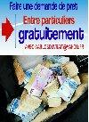 Offre de prêt d'argent entre particuliers sérieux et honnête en France offre Vins & Gastronomie